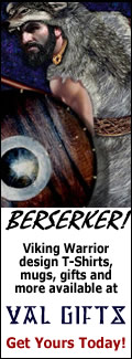 Viking berserker wolf warrior T-shirts available here!