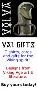 Get your Viking-themed T-shirts, cards, and gifts today!