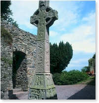 Cross Near Dublin