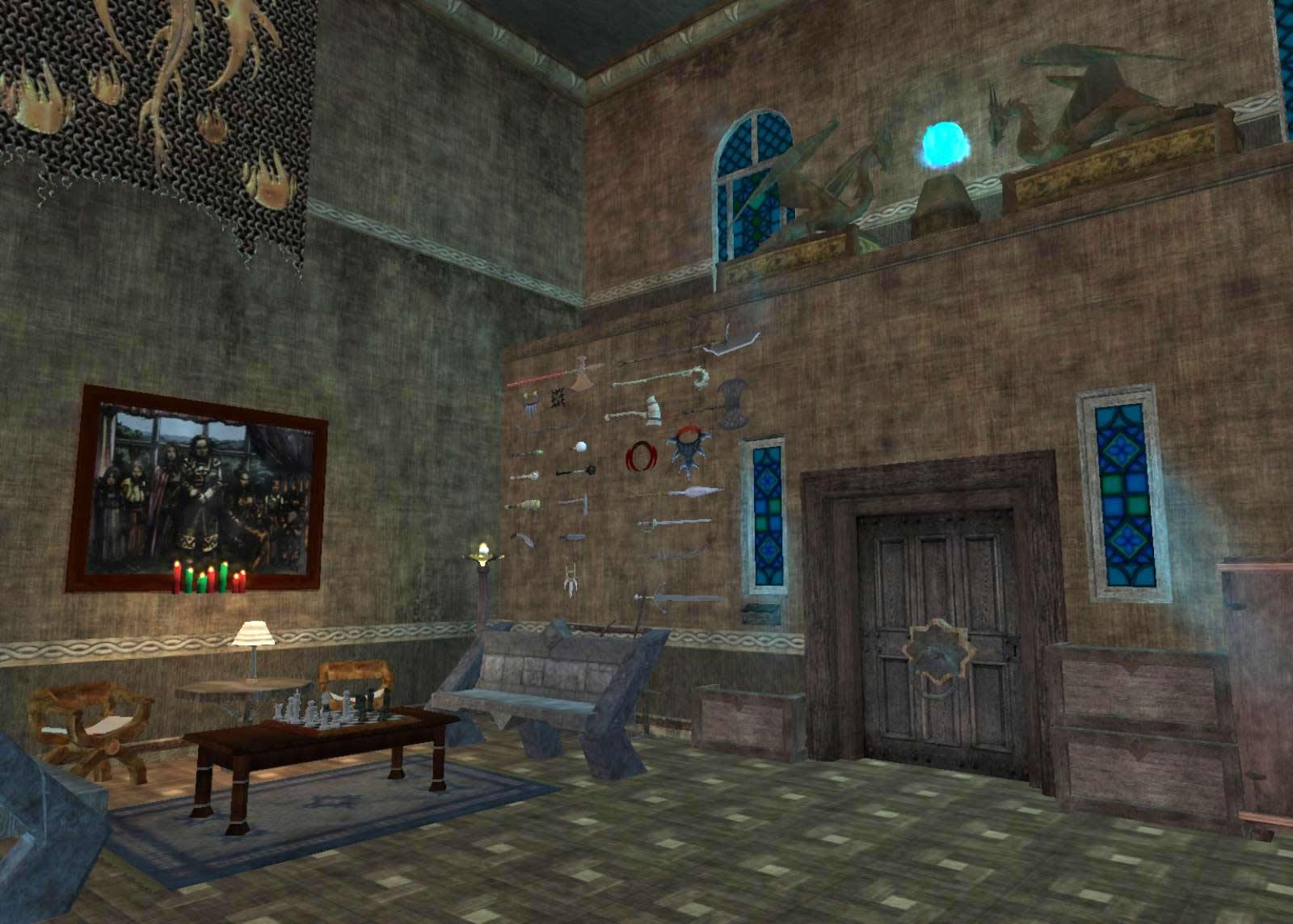 Eq Qeynos  Room House